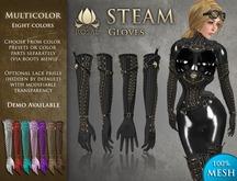 [ROSAL] STEAM Gloves - Multicolor (Mesh)