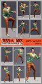 Diesel Works - Dizzy Moves Unisex Poses