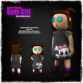 [LR]Kokinas - Goth Girl - Micro Mesh Avatar (boxed)