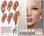 (FEMALE)_[MANDALA]TAPER_EARS(wear Me!)