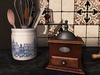 Dutchie mesh coffee grinder