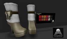 ~CandyMetal~ Winter boots