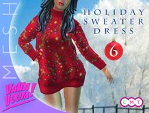 VaVaVoom! - Holiday Sweater Dress 1