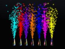 Fireworks: Burning Candles V26 (copy) Autocolorchange