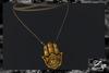 Zyn ~ Mehndi Hand Necklace