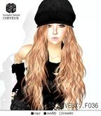.:cheveux:.HairAshscale F036