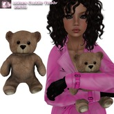 N1CO Gacha -Unisex Cuddle Teddy BAGGED