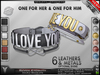 **RE** ReVoX Eternity Couple Bracelets (*ReVoX Collection*)
