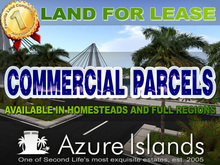 COMMERCIAL PARCELS - AZURE ISLANDS