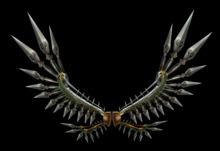 Metal Wings - Full Perm