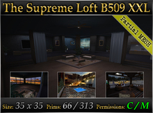 The Supreme Loft B509 XXL *Fully Furnished* Urban Skybox (Loft/Rooftop/Dome) -> ALL IN ONE