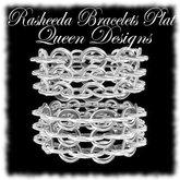 Rasheeda Bracelets Plat