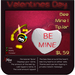 ♥♥♥ Bee Mine Tipjar ♥♥♥ Valentine's Day