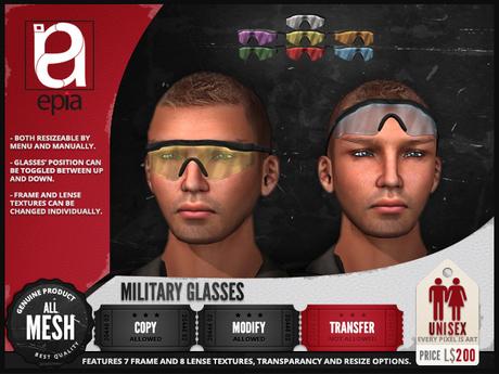 (epia) - Military Glasses