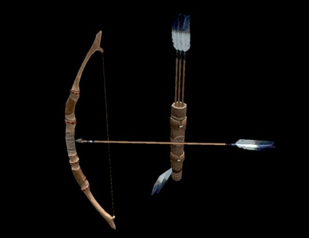 Bow, Arrows and Quiver - Full Perm