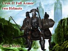 [Han] Uruk-H Armor