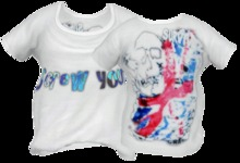 .:KosmO:. Men's ScrewYOU Tee (limited time 1$L)