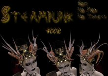 SteamPunk Horns (boxed)
