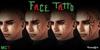 Face tatto