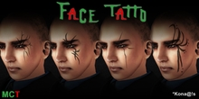 face tatto