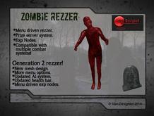 Zombie Rezzer Gen 2