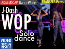 A&M MOCAP - J-Dash WOP Dance Solo (transfer) :: ( jdash )