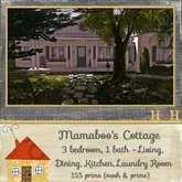 .Happy Homes. Mamaboo's Cottage {Rezzer}