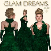 * 50% OFF !!! -Glam Dreams Ectasis (Emerald) *