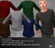 <BIC> Caleb Long Sleeve Sweater DEMO