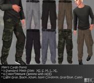 <BIC> Cargo Pants (MESH) DEMO