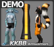 KKBB Armwarmer Demo Box