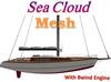 Sail Boat Sea Cloud
