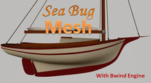Classic Sailbot Sea Bug
