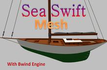 Sea Swift Classic Sailboat