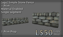 [agu] Stone Fence