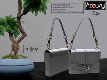 AZOURY - Chic Bag (Skyway)
