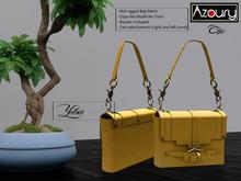 AZOURY - Chic Bag (Yellow)