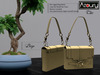 AZOURY - Chic Bag (Beige)