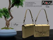 AZOURY - Chic Bag (Beige)