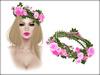 Boudoir -Roses Thorn Wreath Pink
