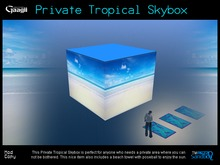 Gaagii - Private Tropical Skybox