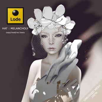 *LODE* Hat - Melancholy [All Colors]