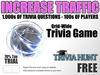 Trivia Hunt Ball - Increase Land Traffic (70% tax trial)