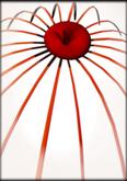 *LODE* Hat - Desert Flower [red]