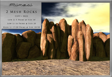 Aimesi Mesh Rocks Form 1