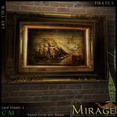 =Mirage= Wall Art - Pirate 3