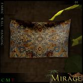 =Mirage= Fabric Hanging - 03