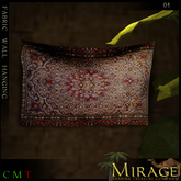 =Mirage= Fabric Hanging - 01