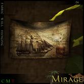 =Mirage= Fabric Hanging - 06