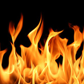 Backdrop 5 - Flames
